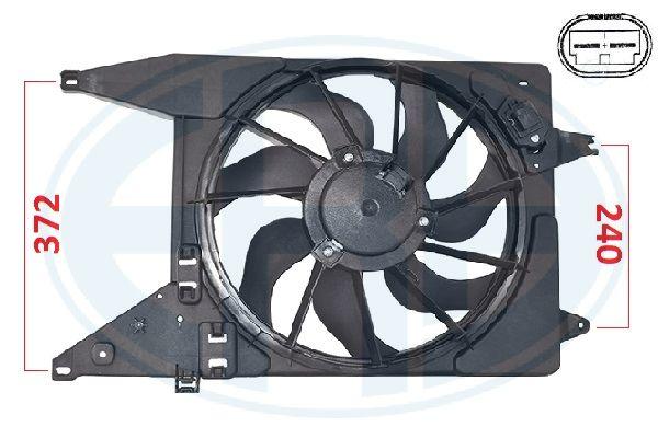 Ventilateur de radiateur ERA 352103 (X1)