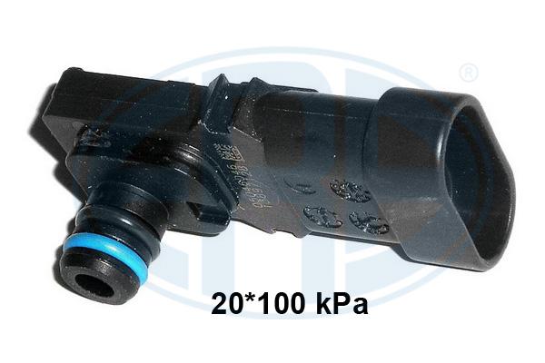 Capteur, pression du tuyau d'admission ERA 550086A (X1)