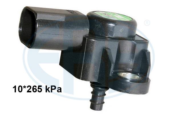 Capteur, pression du tuyau d'admission ERA 550142 (X1)