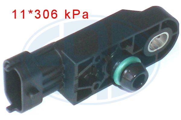 Capteur, pression du tuyau d'admission ERA 550756 (X1)
