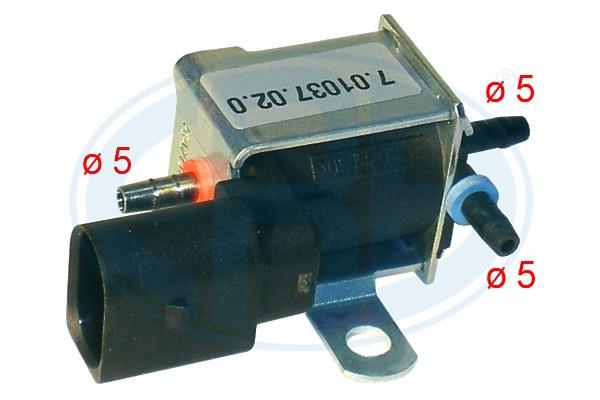 Soupape, système d'aspiration de l'air secondaire ERA 555198 (X1)