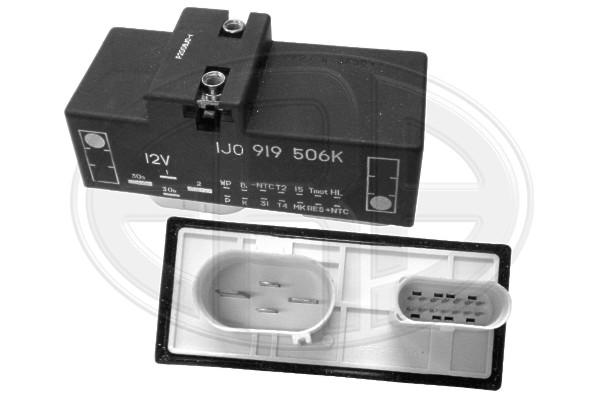 Relais, chasse du ventilateur de radiateur ERA 661066 (X1)