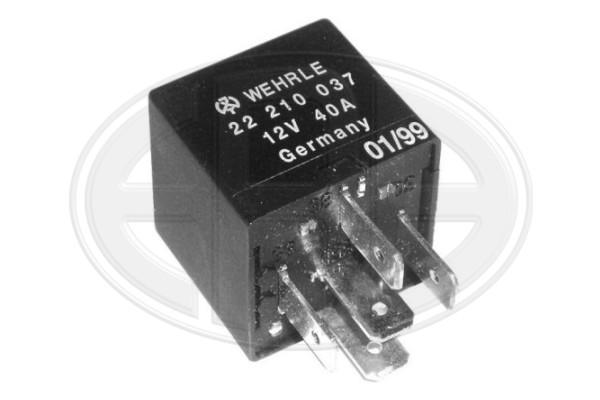 Relais, chasse du ventilateur de radiateur ERA 661121 (X1)