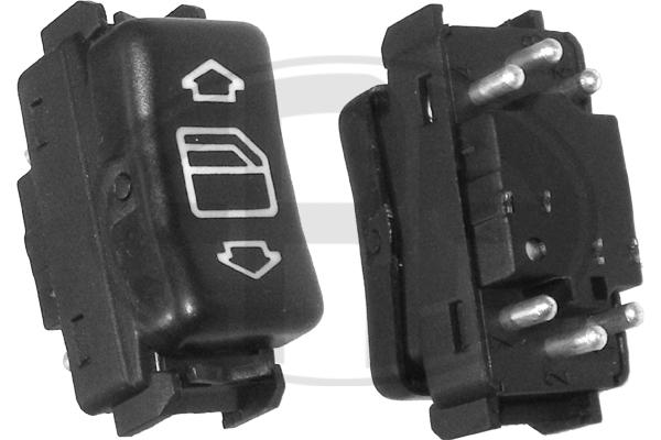 Interrupteur, leve-vitre ERA 662317 (X1)