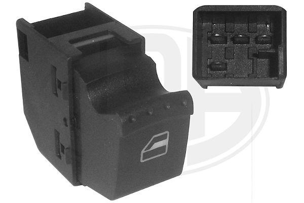 Interrupteur, leve-vitre ERA 662386 (X1)