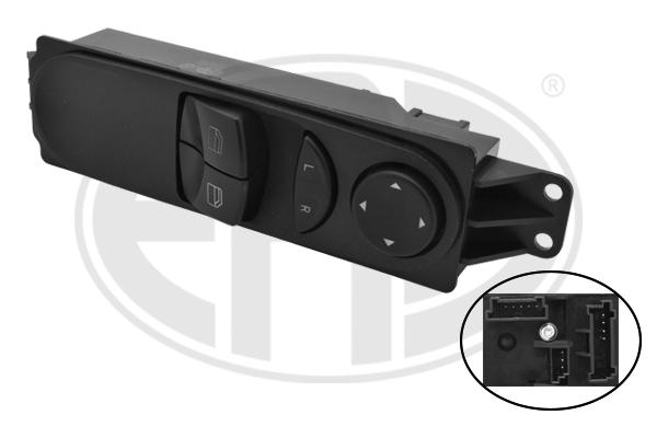Interrupteur, leve-vitre ERA 662429 (X1)