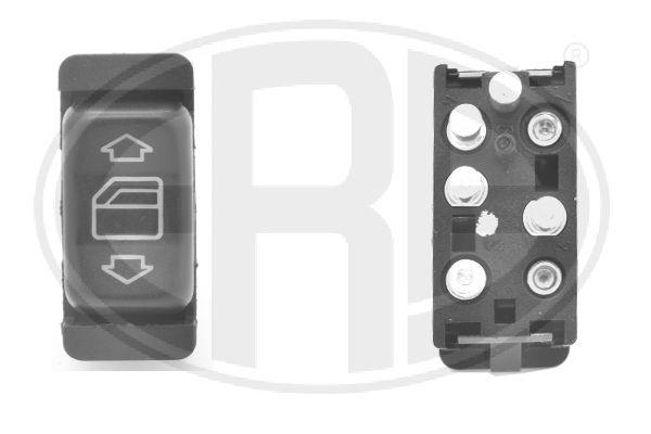 Interrupteur, leve-vitre ERA 662471 (X1)