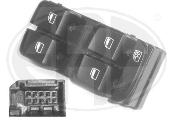 Interrupteur, leve-vitre ERA 662503 (X1)