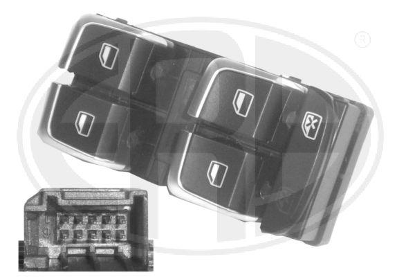 Interrupteur, leve-vitre ERA 662504 (X1)