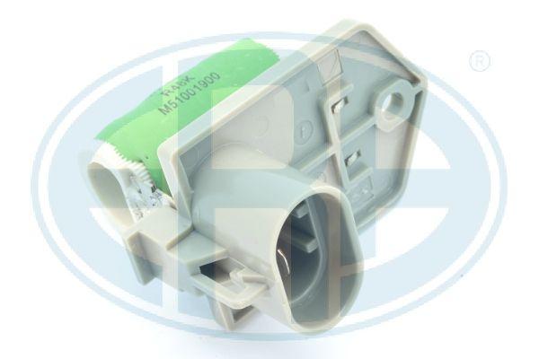 Resistance moteur de ventilateur de chauffage ERA 665086 (X1)
