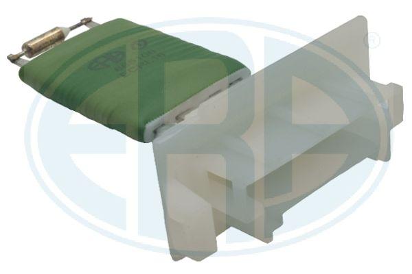 Resistance moteur de ventilateur de chauffage ERA 665106 (X1)