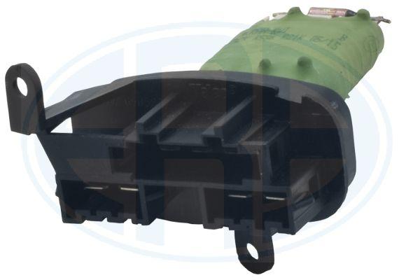 Resistance moteur de ventilateur de chauffage ERA 665122 (X1)
