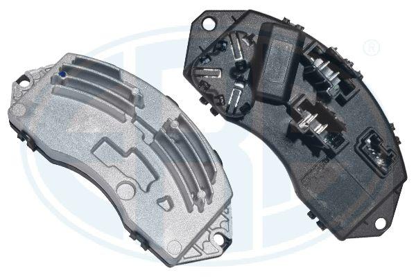 Resistance moteur de ventilateur de chauffage ERA 665138 (X1)