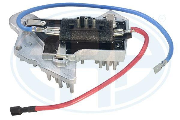 Resistance moteur de ventilateur de chauffage ERA 665148 (X1)