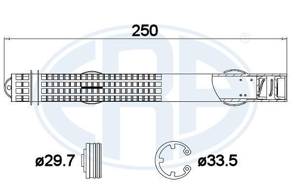 Bouteille deshydratante ERA 668031 (X1)