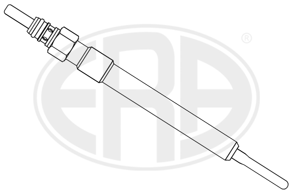 Bougie de prechauffage ERA 886032 (X1)