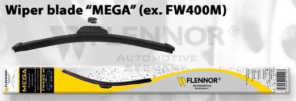 Balai d'essuie-glace FLENNOR FW400M (X1)