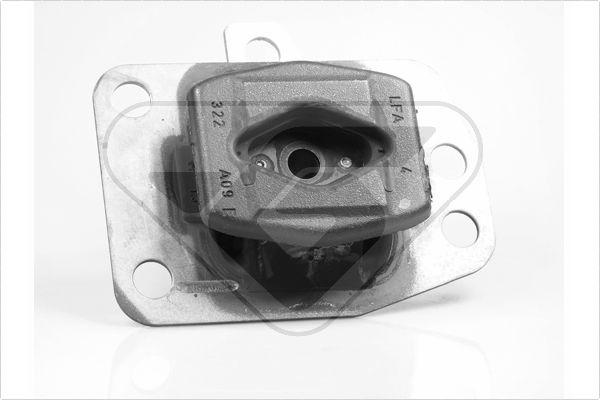 Silentblocs de boite de vitesse manuelle HUTCHINSON 538781 (X1)