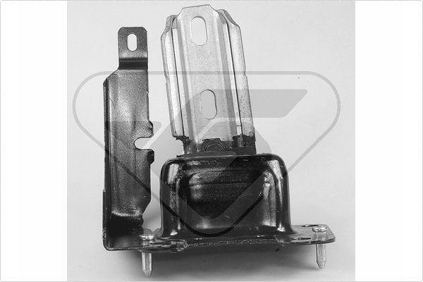 Silentblocs de boite de vitesse manuelle HUTCHINSON 538B71 (X1)
