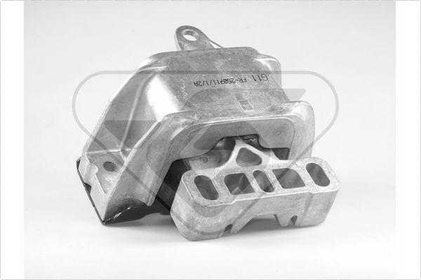 Silentblocs de boite de vitesse manuelle HUTCHINSON 594270 (X1)