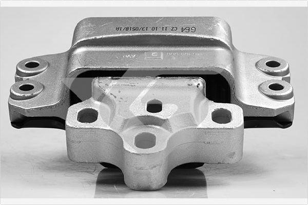 Silentblocs de boite de vitesse manuelle HUTCHINSON 594396 (X1)