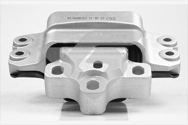 Silentblocs de boite de vitesse manuelle HUTCHINSON 594405 (X1)