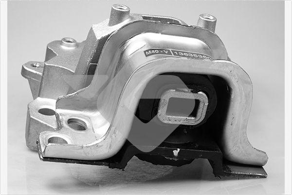 Silentblocs de boite de vitesse manuelle HUTCHINSON 594470 (X1)