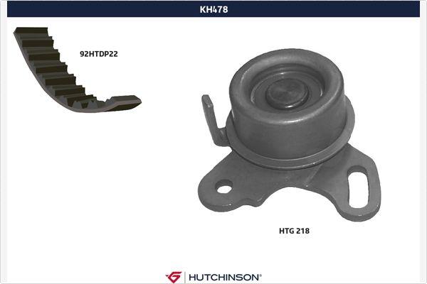 Kit distribution HUTCHINSON KH 478 (X1)