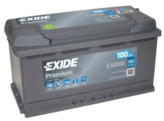 Batterie EXIDE EA1000 (X1)