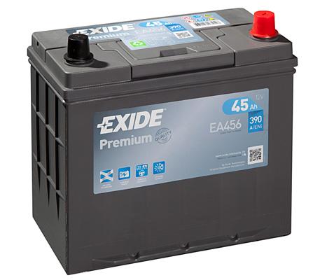 Batterie EXIDE EA456 (X1)