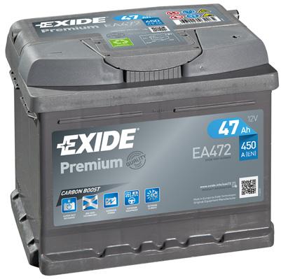 Batterie EXIDE EA472 (X1)