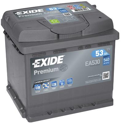 Batterie EXIDE EA530 (X1)