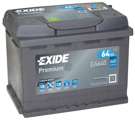 Batterie EXIDE EA640 (X1)