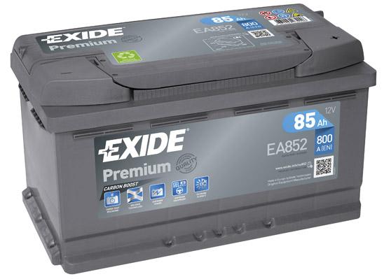 Batterie EXIDE EA852 (X1)
