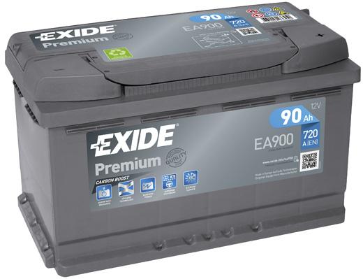 Batterie EXIDE EA900 (X1)