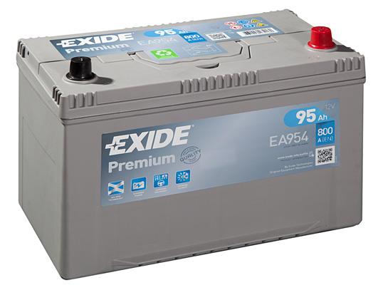 Batterie EXIDE EA954 (X1)