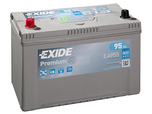 Batterie EXIDE EA955 (X1)