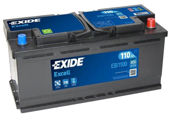 Batterie EXIDE EB1100 (X1)