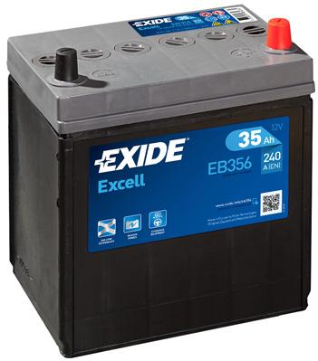 Batterie EXIDE EB356 (X1)
