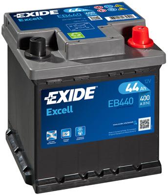 Batterie EXIDE EB440 (X1)
