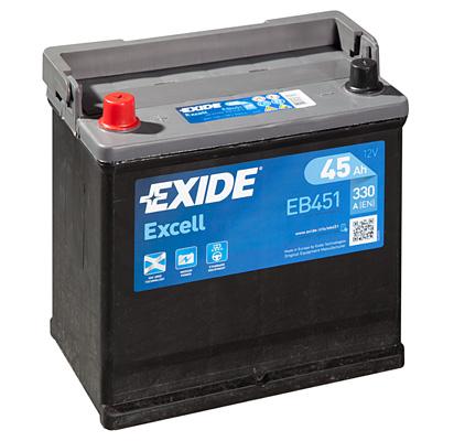 Batterie EXIDE EB451 (X1)