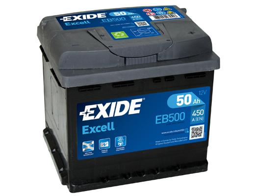 Batterie EXIDE EB500 (X1)