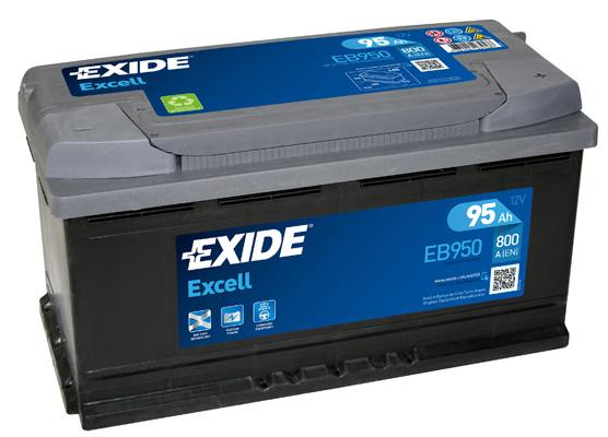 Batterie EXIDE EB950 (X1)
