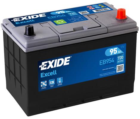 Batterie EXIDE EB954 (X1)