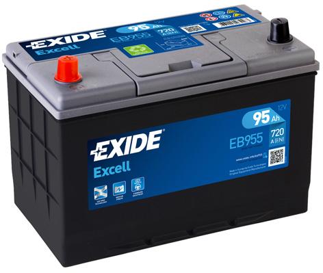 Batterie EXIDE EB955 (X1)
