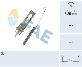 Contacteur de feu stop FAE 24050 (X1)