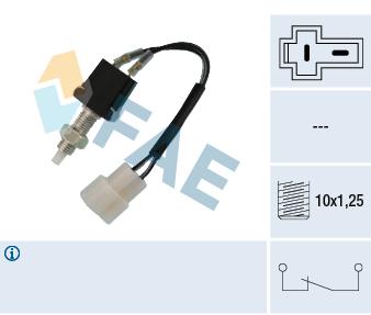 Contacteur de feu stop FAE 24330 (X1)