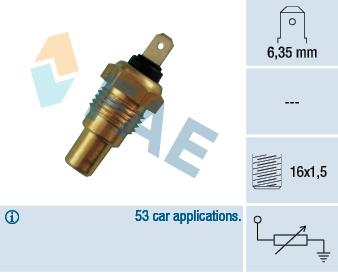 Refroidissement FAE 31310 (X1)