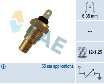 Refroidissement FAE 31580 (X1)