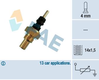 Refroidissement FAE 32250 (X1)